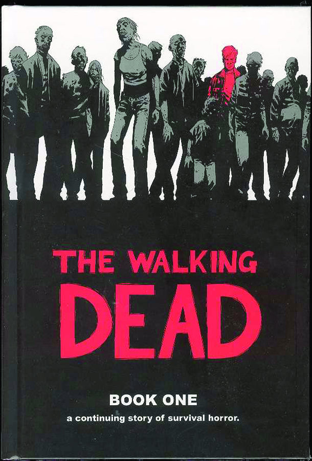 WALKING DEAD HC VOL 01 (MR) | Game Master's Emporium (The New GME)