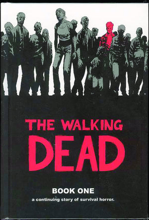 WALKING DEAD HC VOL 01 (MR)