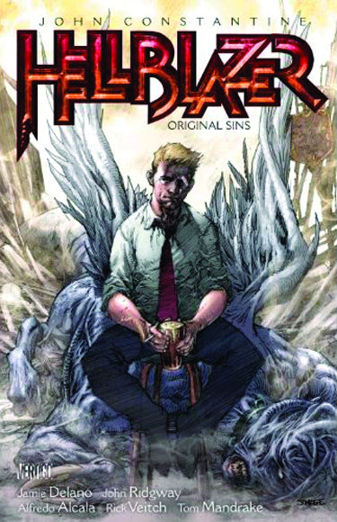HELLBLAZER TP VOL 01 ORIGINAL SINS NEW ED (MR) | Game Master's Emporium (The New GME)