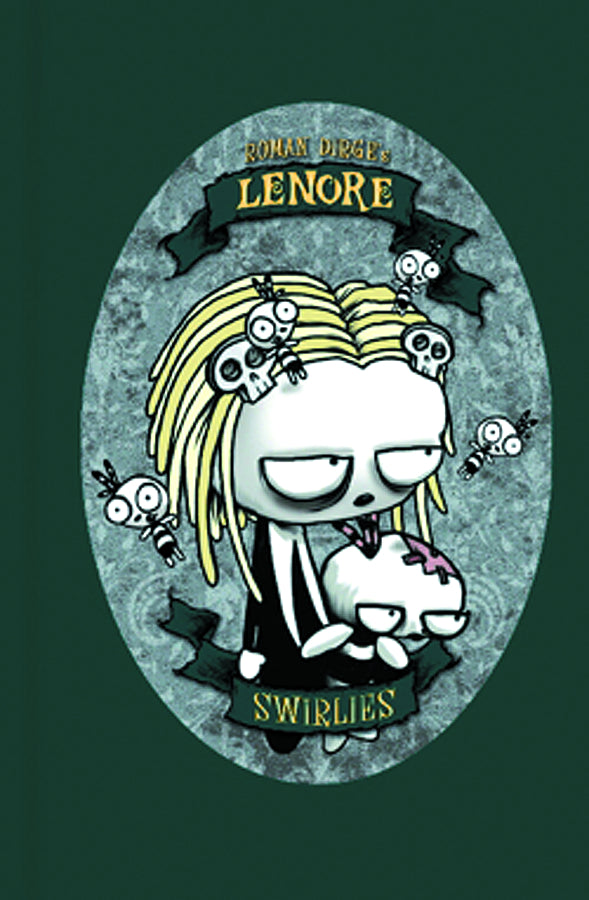 LENORE SWIRLIES HC COLOR ED | Game Master's Emporium (The New GME)