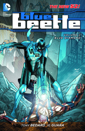 BLUE BEETLE TP VOL 02 BLUE DIAMOND (N52)