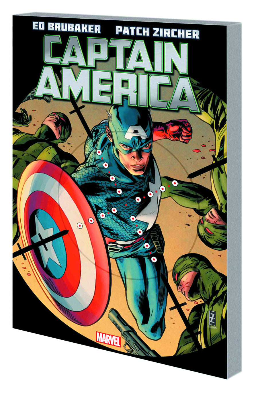 CAPTAIN AMERICA BY ED BRUBAKER TP VOL 03 | Game Master's Emporium (The New GME)
