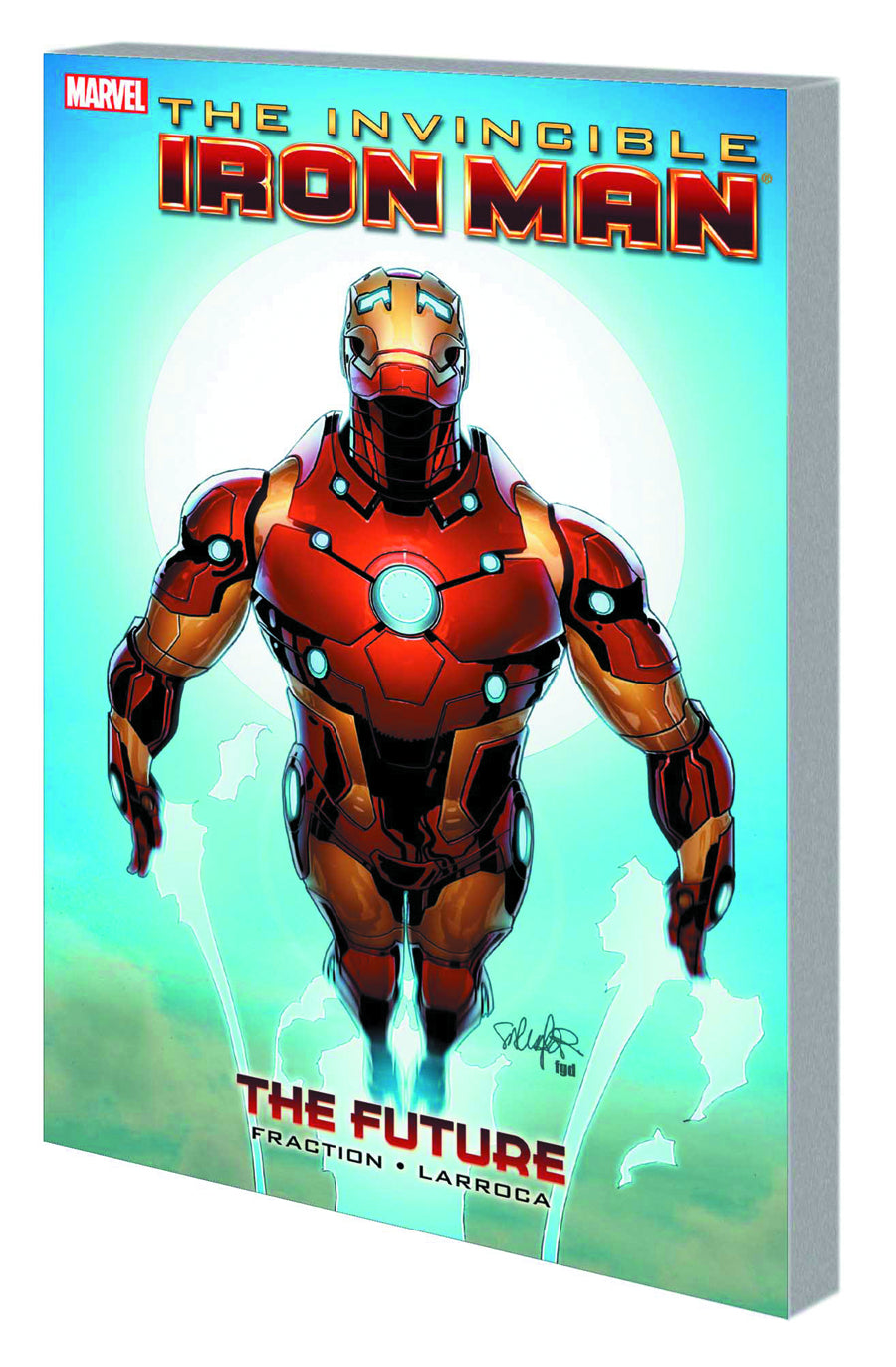 INVINCIBLE IRON MAN TP VOL 11 FUTURE | Game Master's Emporium (The New GME)