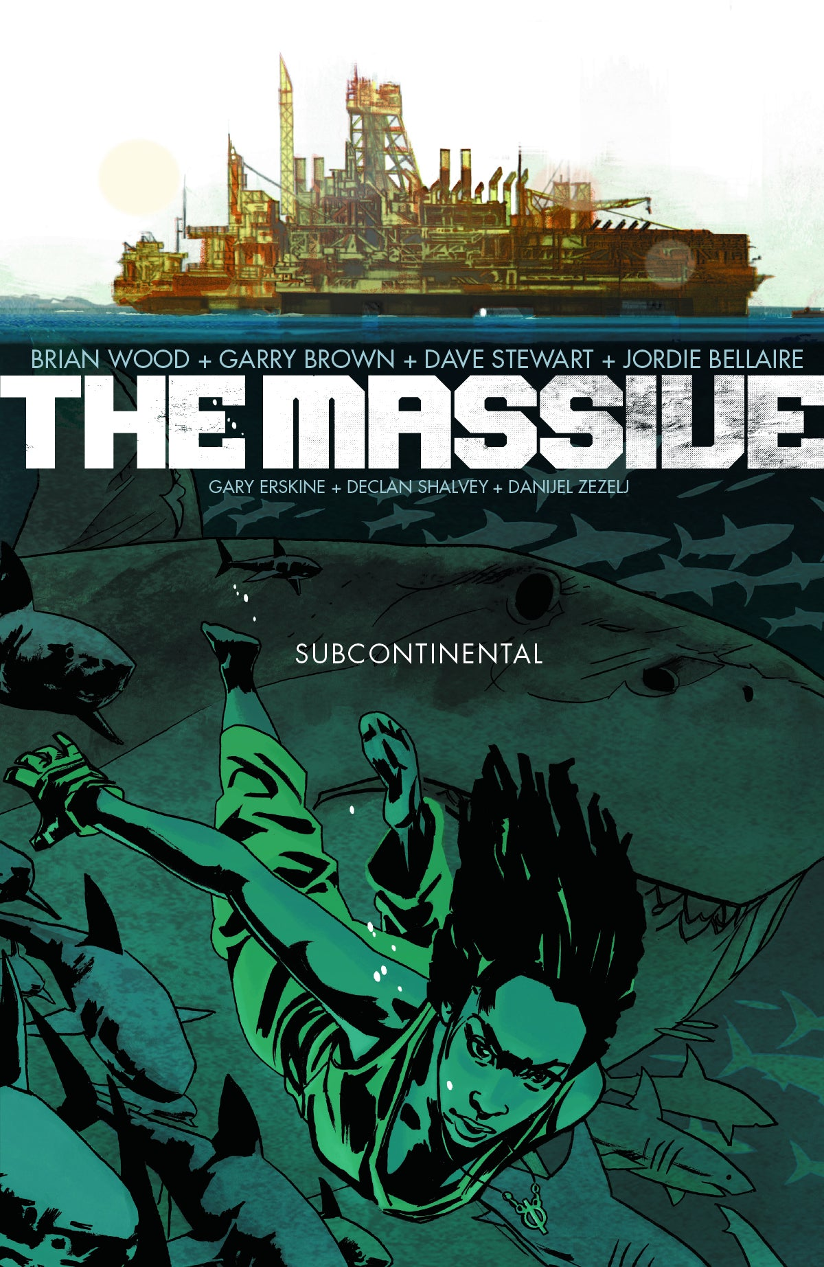 MASSIVE TP VOL 02 SUBCONTINENTAL | Game Master's Emporium (The New GME)