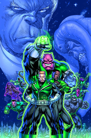 GREEN LANTERN CORPS HC VOL 03 WILLPOWER (N52)