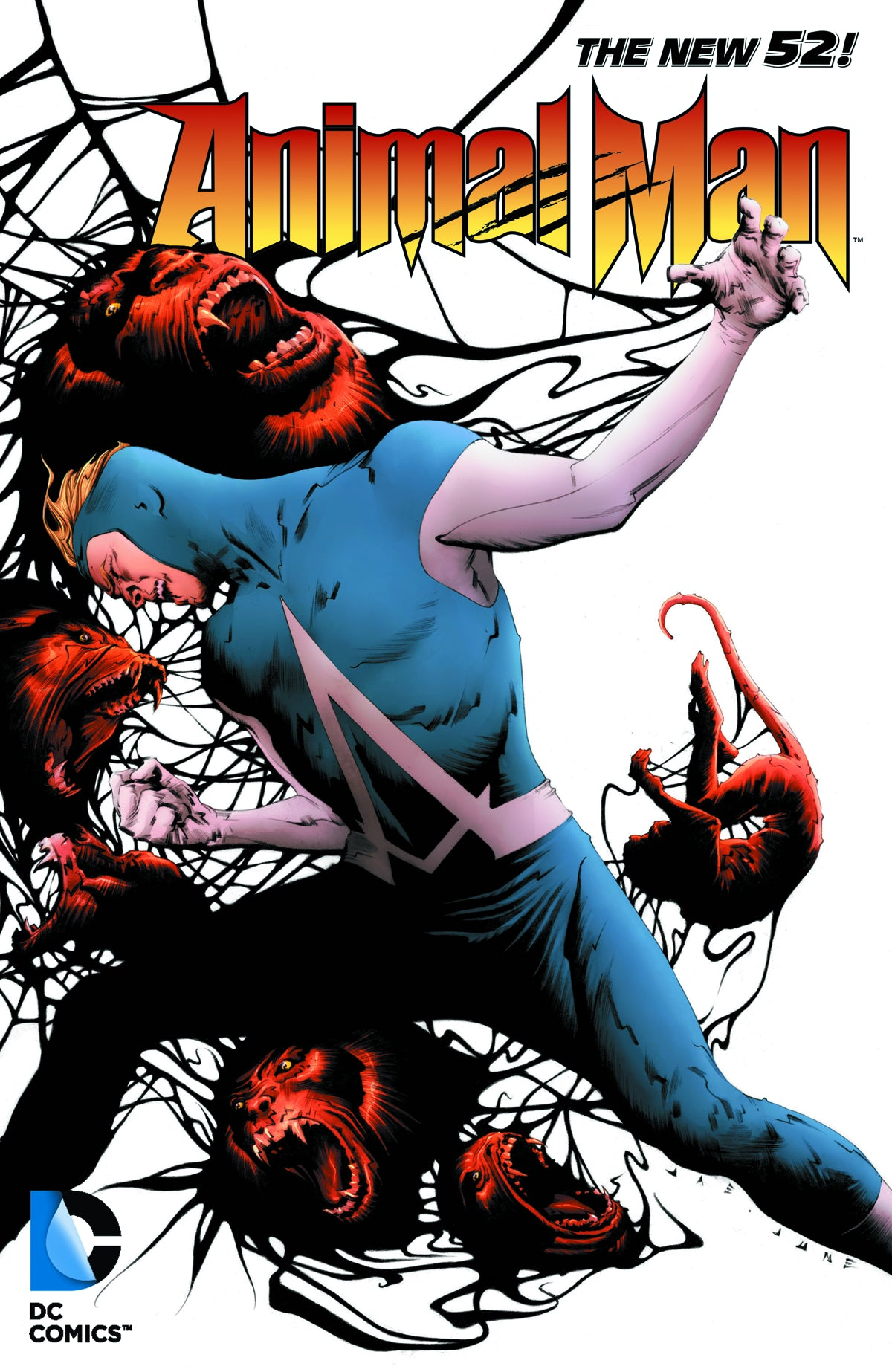ANIMAL MAN TP VOL 04 SPLINTER SPECIES (N52) | Game Master's Emporium (The New GME)