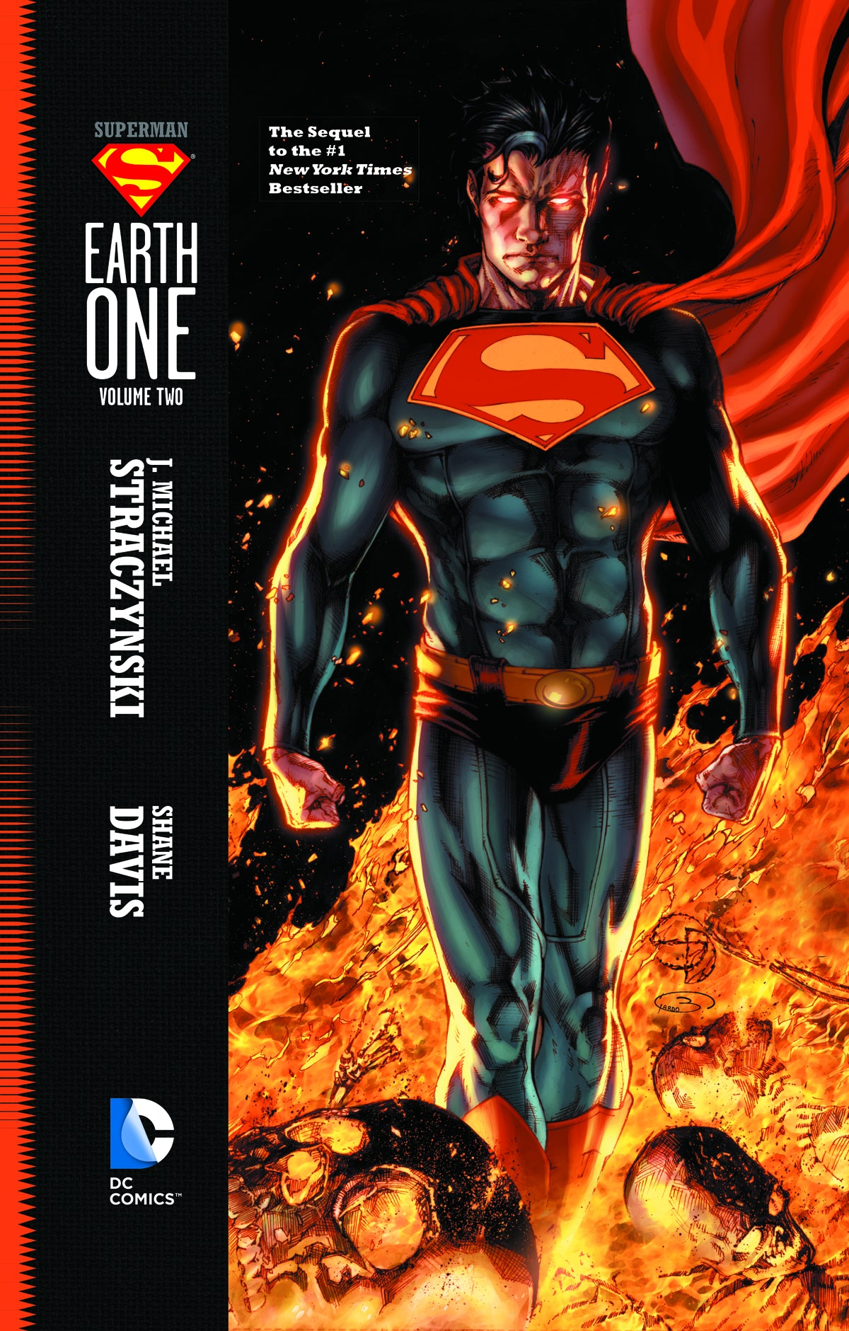 SUPERMAN EARTH ONE TP VOL 02 | Game Master's Emporium (The New GME)