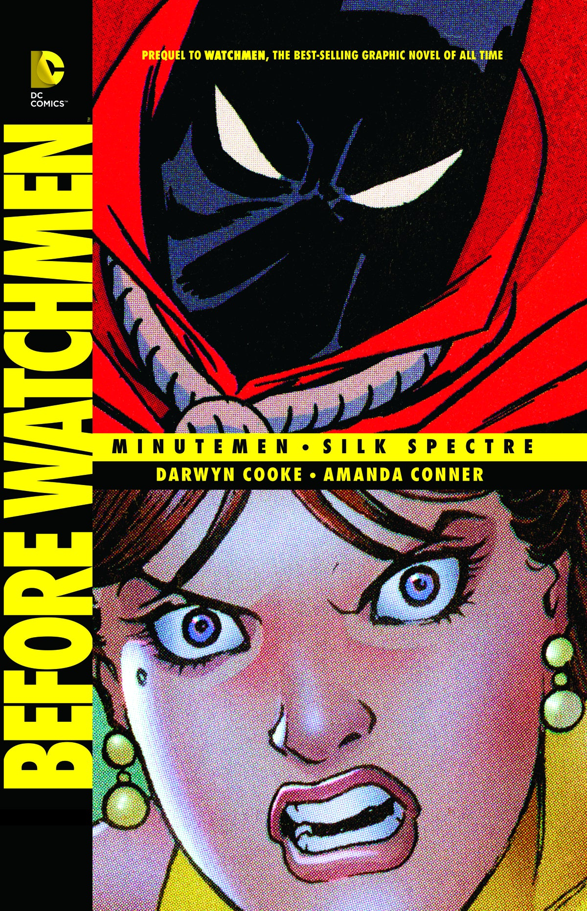 BEFORE WATCHMEN MINUTEMEN SILK SPECTRE TP | Game Master's Emporium (The New GME)