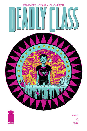 DEADLY CLASS #5 (MR)