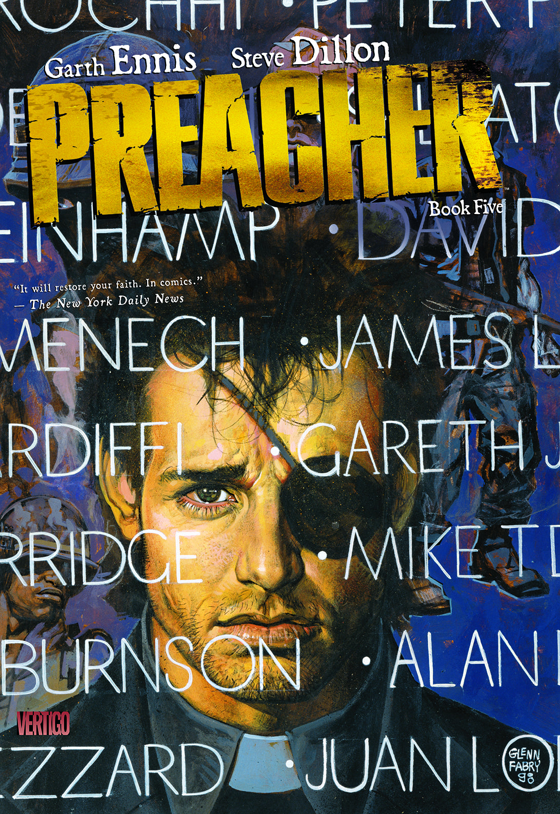 PREACHER TP BOOK 05 (MR) | Game Master's Emporium (The New GME)