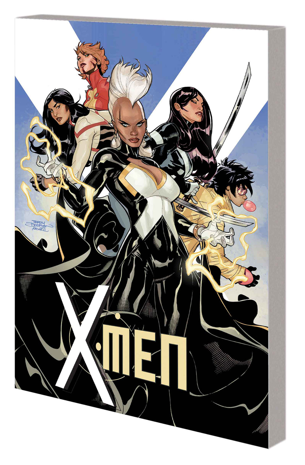 X-MEN TP VOL 03 BLOODLINE