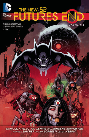 NEW 52 FUTURES END TP VOL 01 (N52)