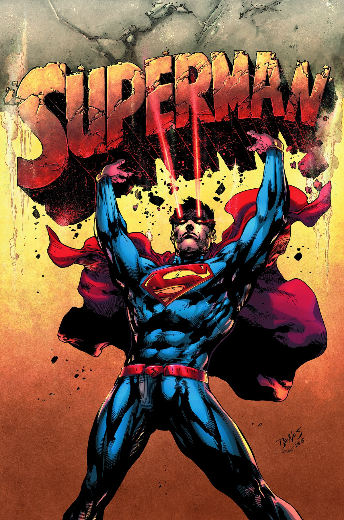 SUPERMAN HC VOL 05 UNDER FIRE (N52) | Game Master's Emporium (The New GME)