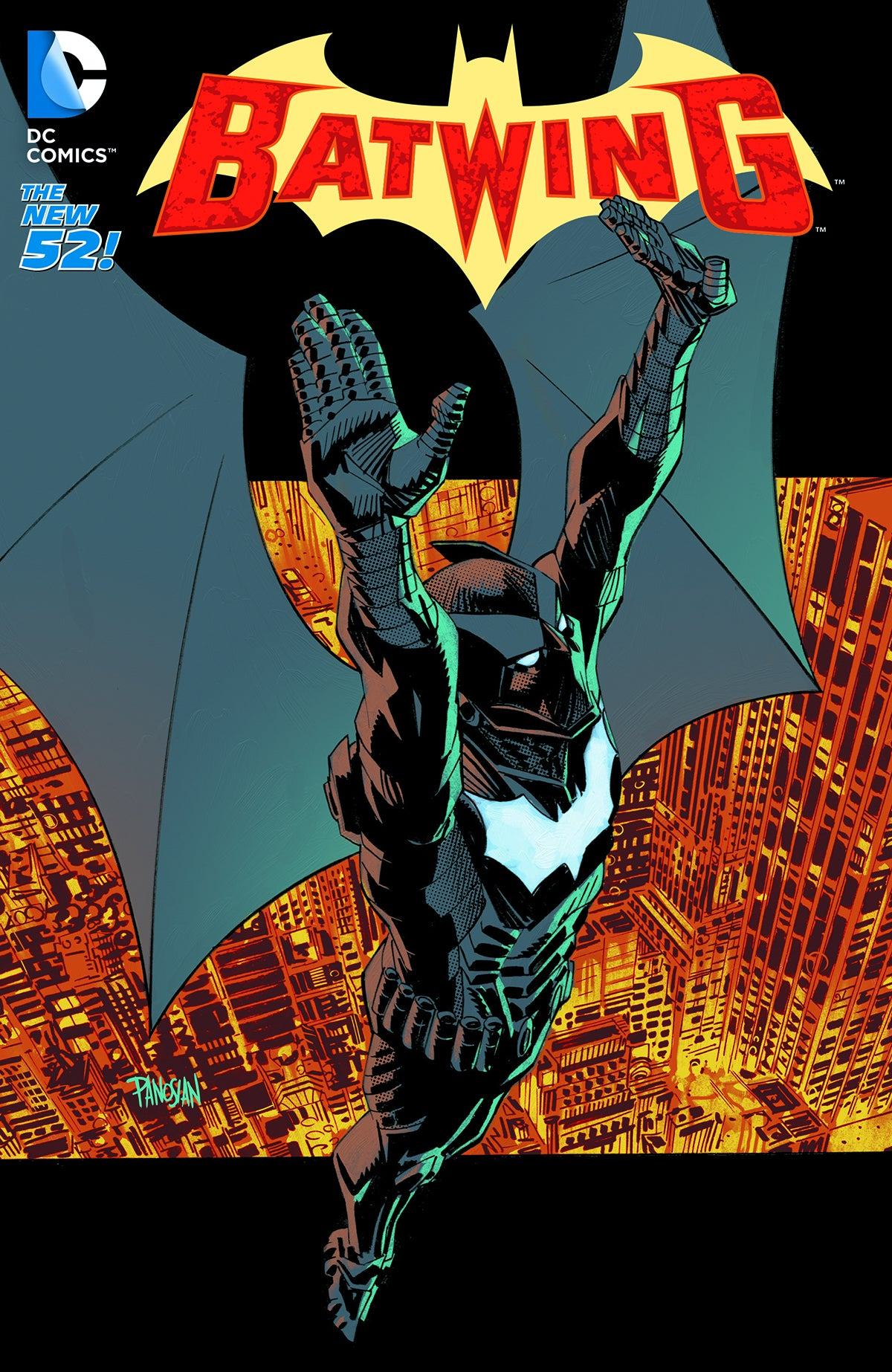 BATWING TP VOL 05 INTO THE DARK (N52) | Game Master's Emporium (The New GME)