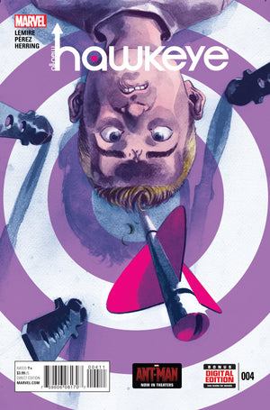 ALL NEW HAWKEYE #4