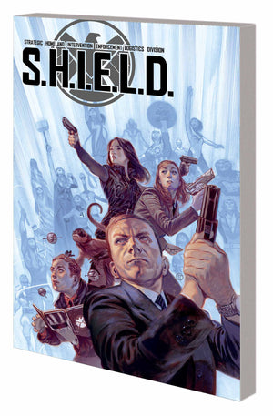 SHIELD TP VOL 01 PERFECT BULLETS