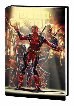 DEADPOOL BY POSEHN AND DUGGAN HC VOL 03