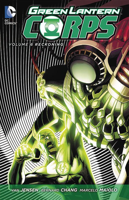 GREEN LANTERN CORPS TP VOL 06 RECKONING | Game Master's Emporium (The New GME)