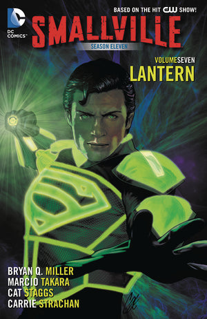 SMALLVILLE SEASON 11 TP VOL 07 LANTERN