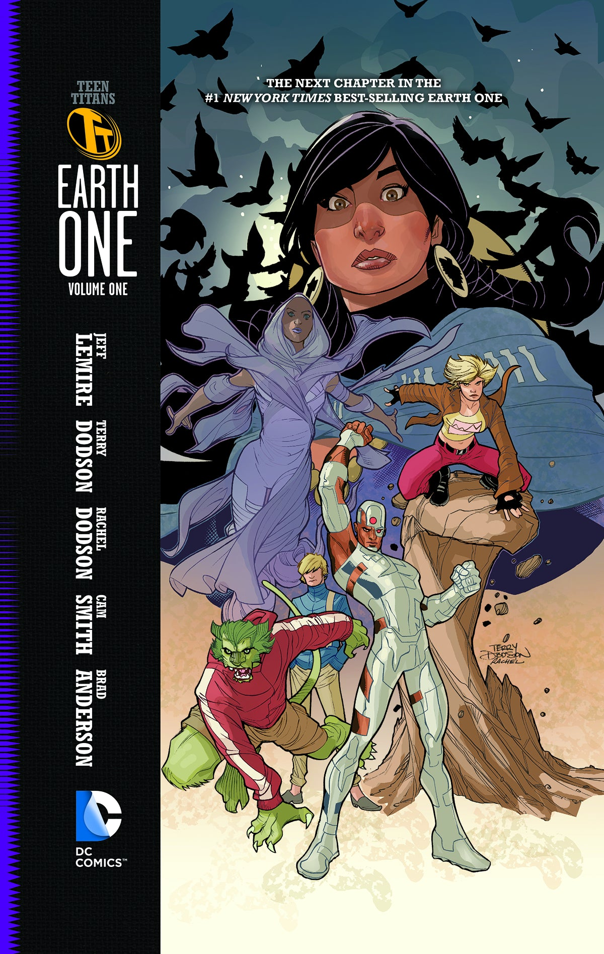 TEEN TITANS EARTH ONE TP VOL 01 | Game Master's Emporium (The New GME)