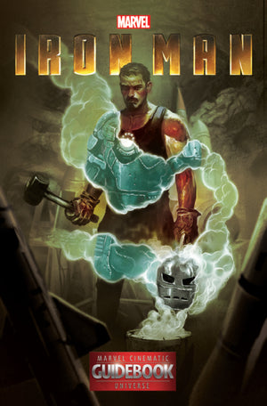 GUIDEBOOK MARVEL CINEMATIC UNIV MARVELS IRON MAN