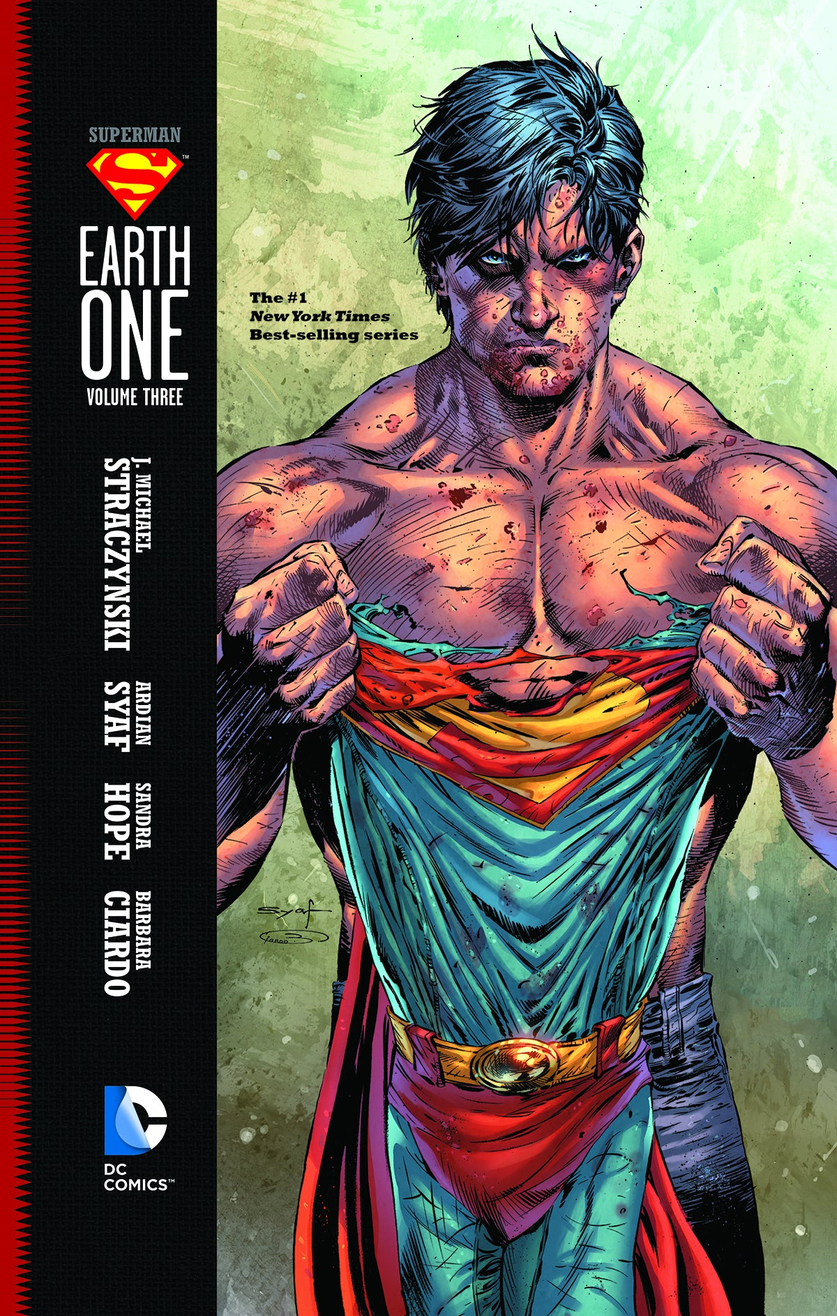 SUPERMAN EARTH ONE TP VOL 03 | Game Master's Emporium (The New GME)