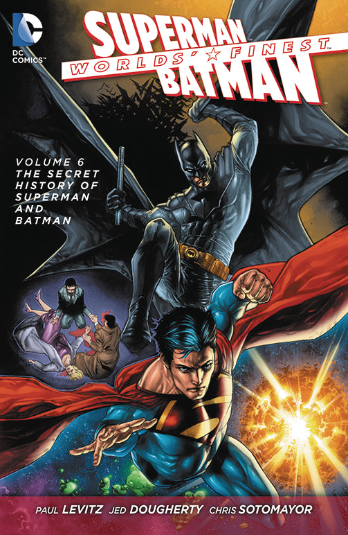 WORLDS FINEST TP VOL 06 SECRET HISTORY