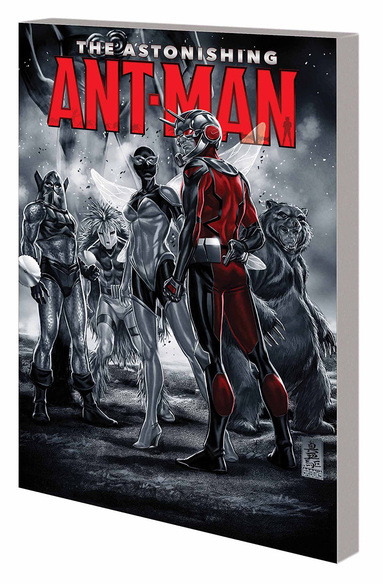 ASTONISHING ANT-MAN TP VOL 01 EVERYBODY LOVES TEAM-UPS | Game Master's Emporium (The New GME)