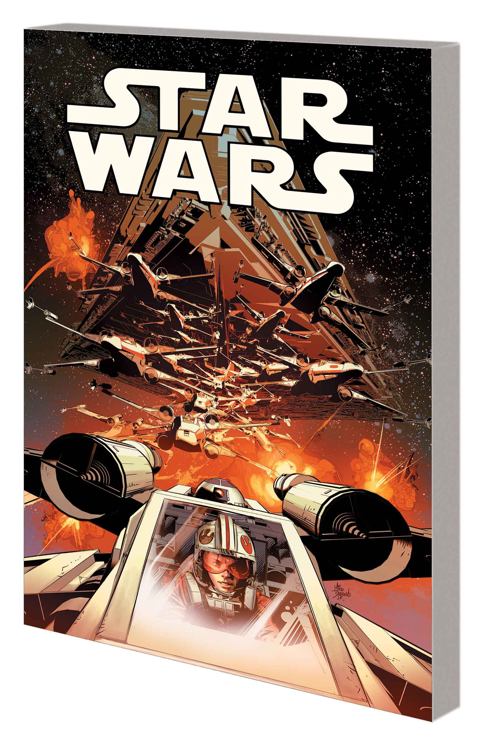 STAR WARS TP VOL 04 LAST FLIGHT OF THE HARBINGER | Game Master's Emporium (The New GME)