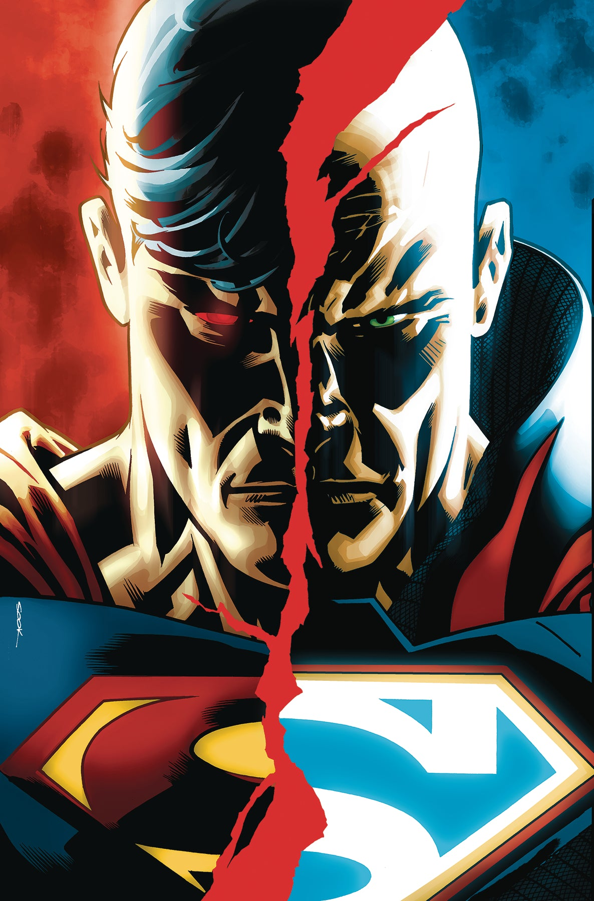 SUPERMAN ACTION COMICS TP VOL 01 PATH OF DOOM (REBIRTH) | Game Master's Emporium (The New GME)