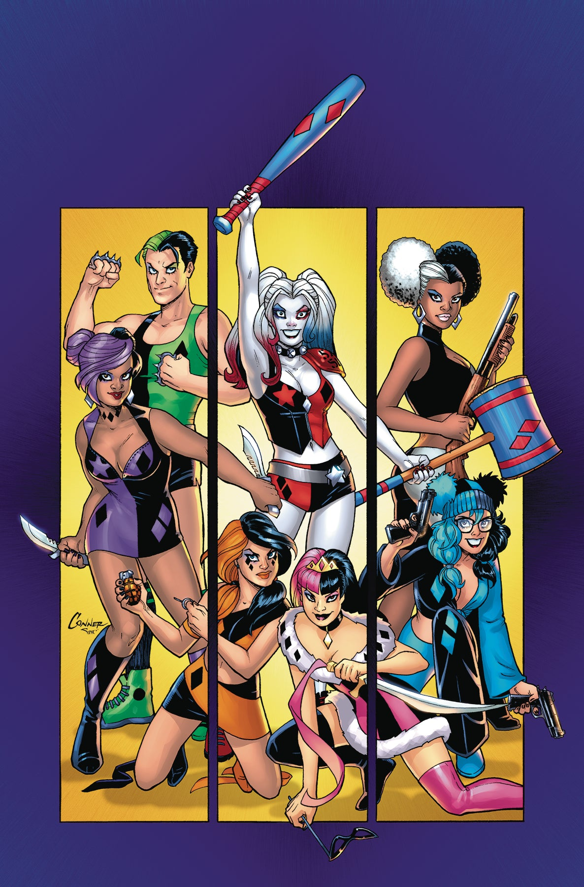 HARLEY QUINN AND HER GANG OF HARLEYS TP | Game Master's Emporium (The New GME)