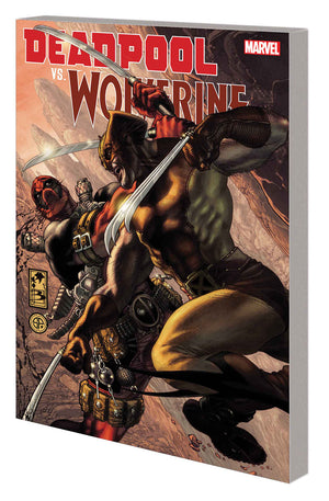 WOLVERINE VS DEADPOOL TP