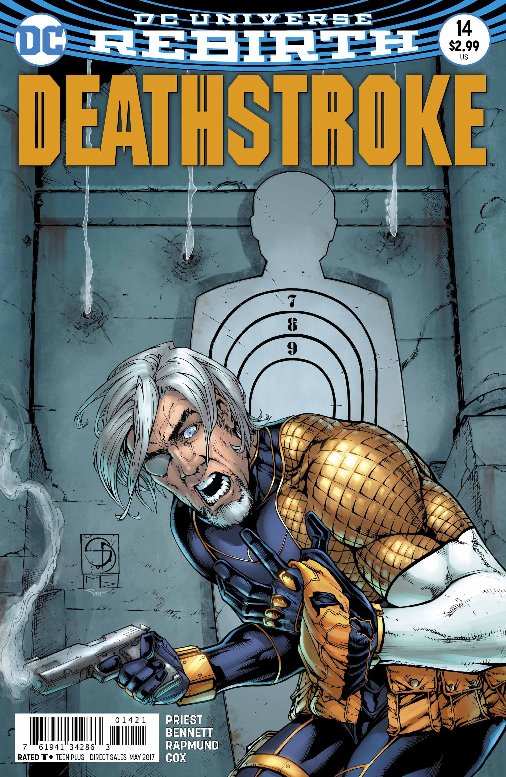 DEATHSTROKE #14 VAR ED | Game Master's Emporium (The New GME)
