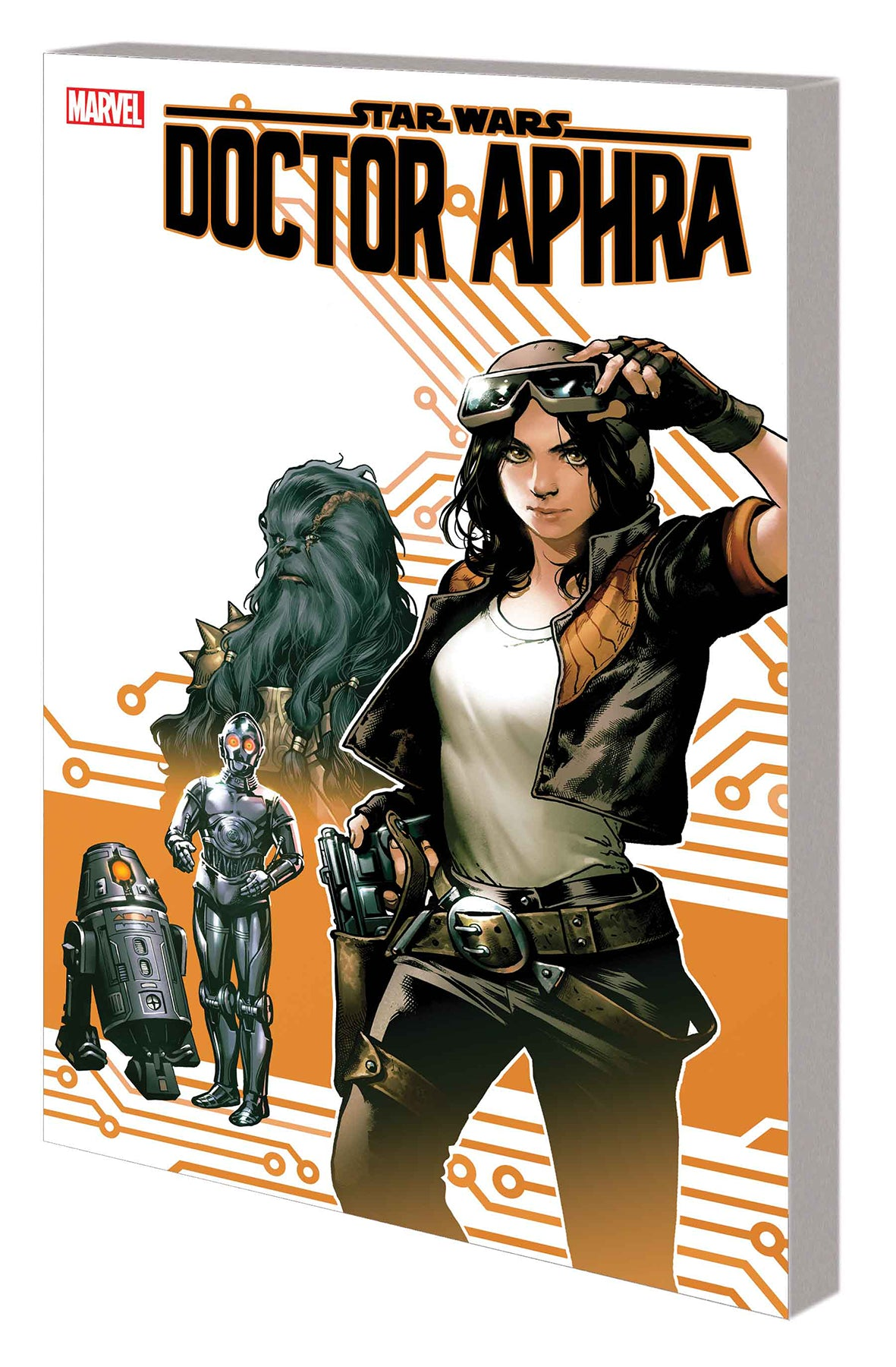 STAR WARS DOCTOR APHRA TP VOL 01 APHRA | Game Master's Emporium (The New GME)