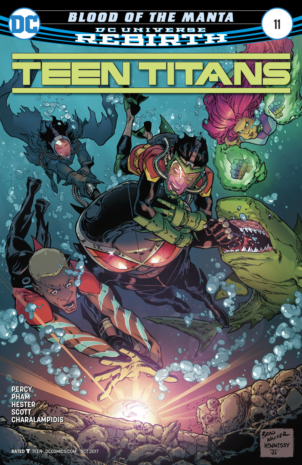 TEEN TITANS #11 | Game Master's Emporium (The New GME)