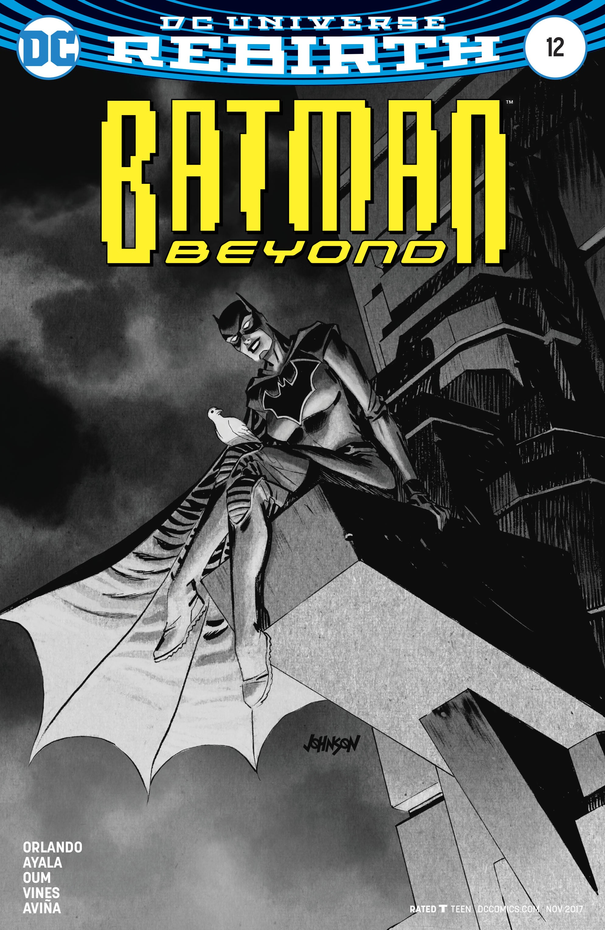 BATMAN BEYOND #12 VAR ED | Game Master's Emporium (The New GME)