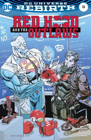 RED HOOD AND THE OUTLAWS #14 VAR ED