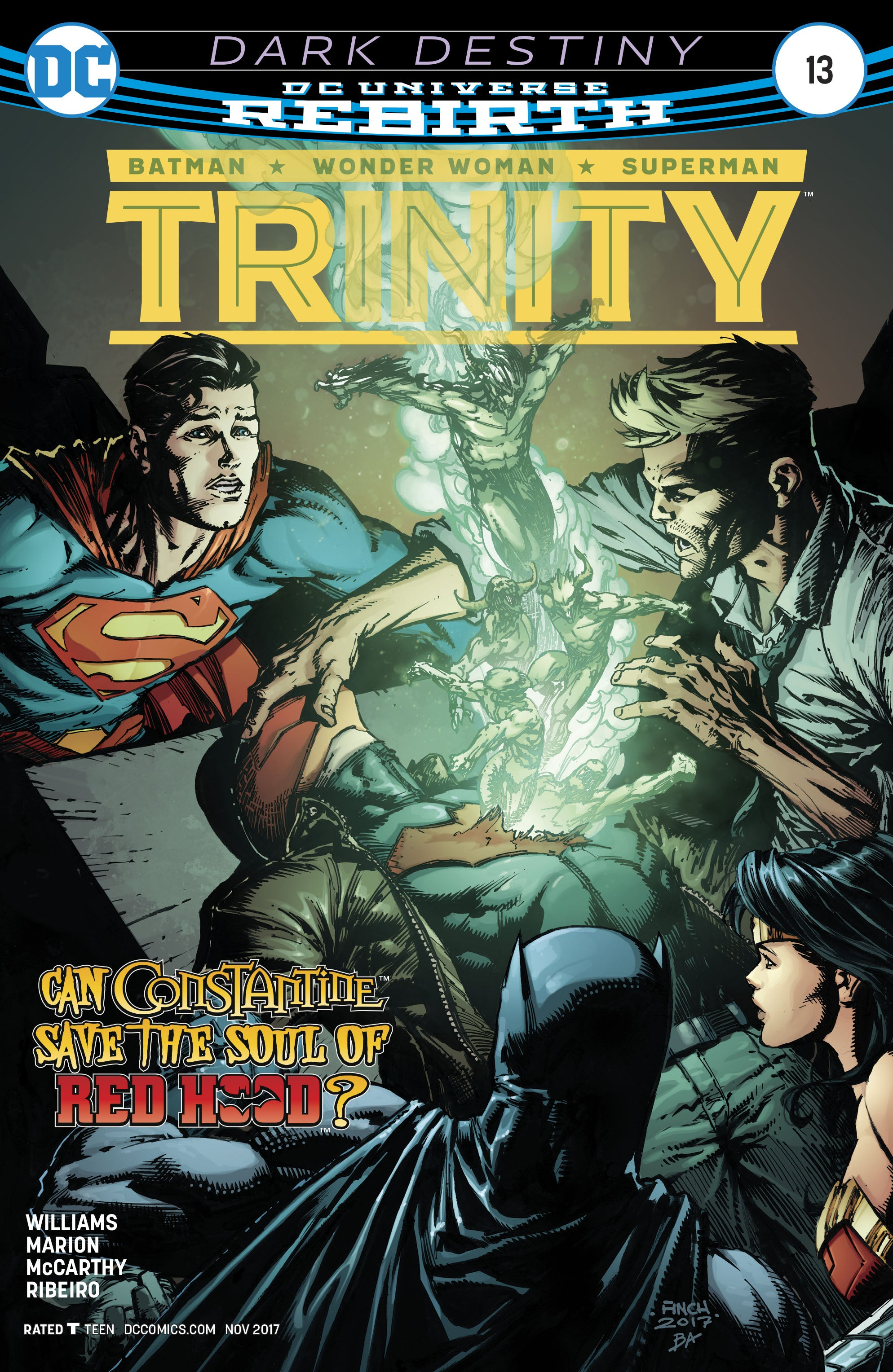 TRINITY #13 | Game Master's Emporium (The New GME)