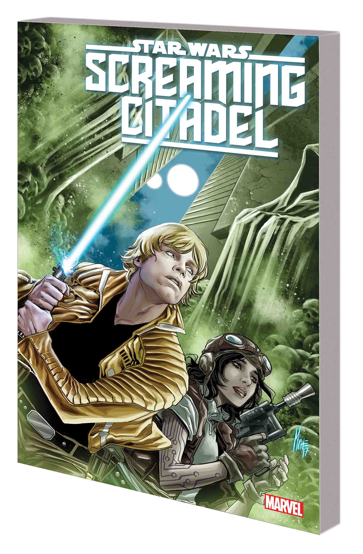 STAR WARS SCREAMING CITADEL TP | Game Master's Emporium (The New GME)
