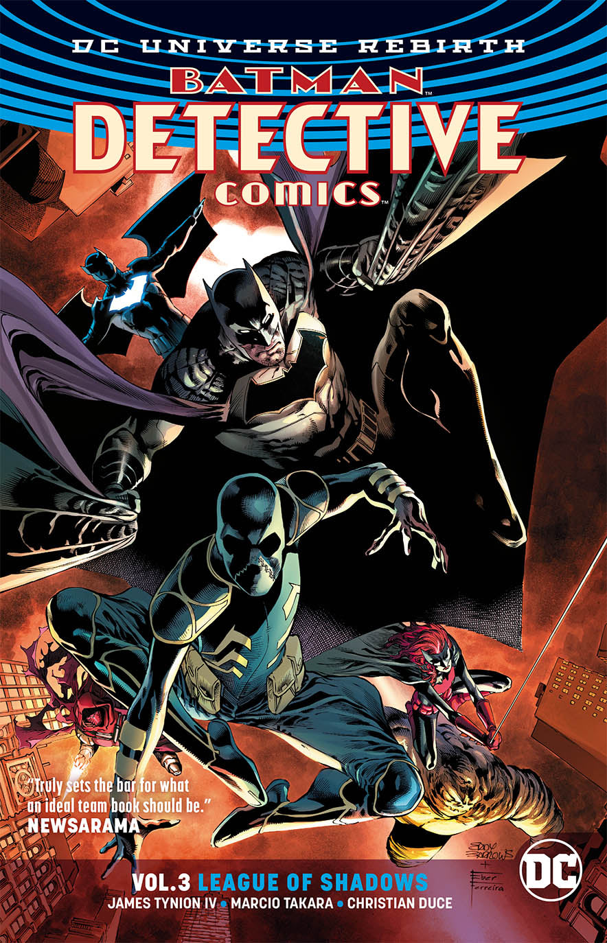 BATMAN DETECTIVE TP VOL 03 LEAGUE (REBIRTH) | Game Master's Emporium (The New GME)