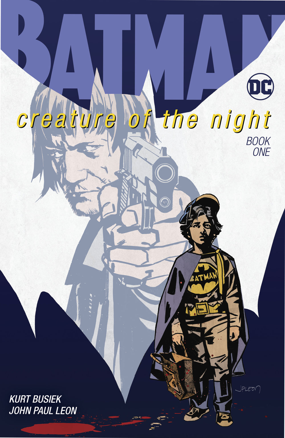 BATMAN CREATURE OF THE NIGHT #1 (OF 4) | Game Master's Emporium (The New GME)