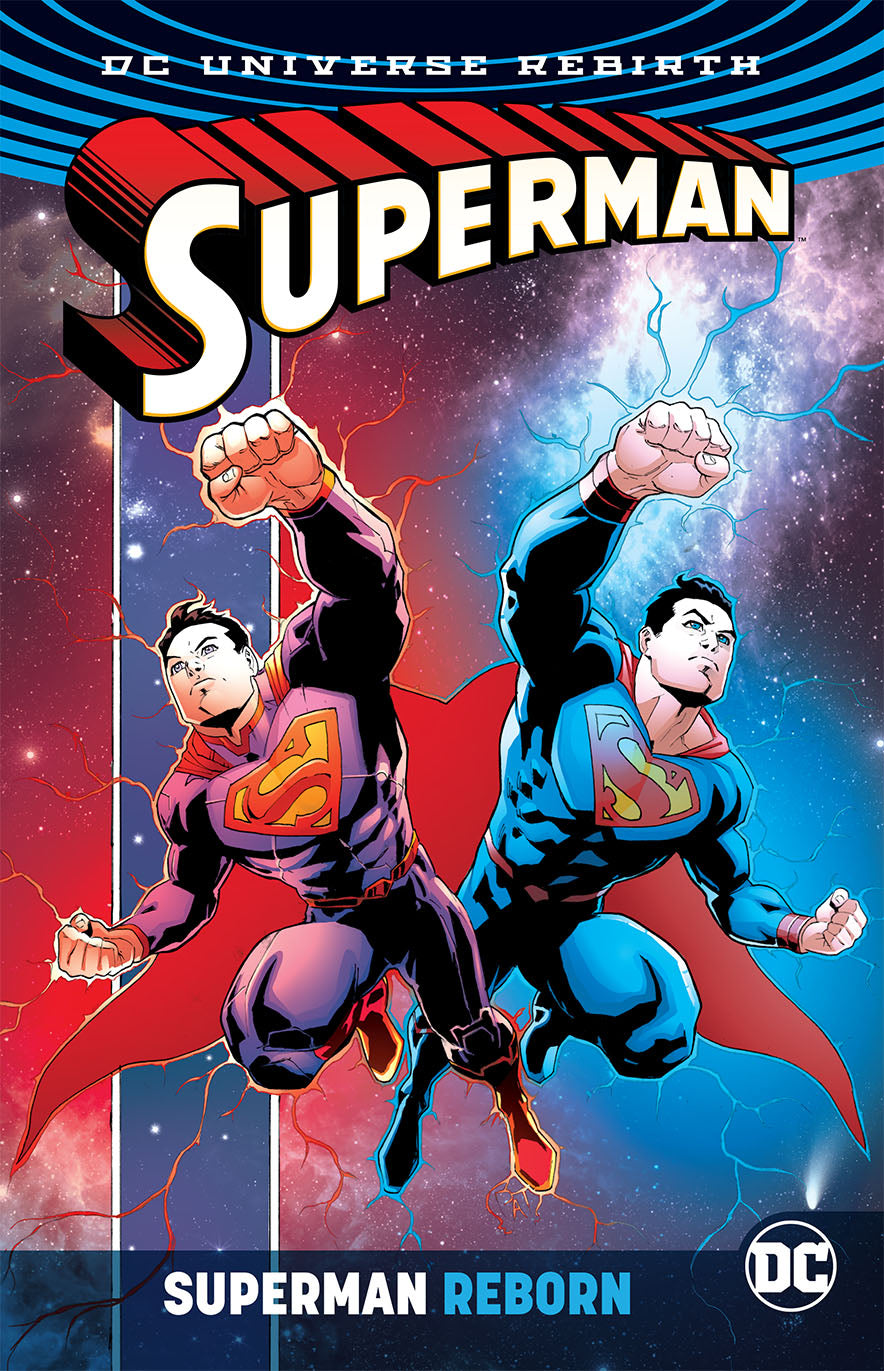 SUPERMAN REBORN TP REBIRTH | Game Master's Emporium (The New GME)