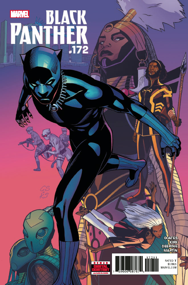 BLACK PANTHER #172 LEG | Game Master's Emporium (The New GME)