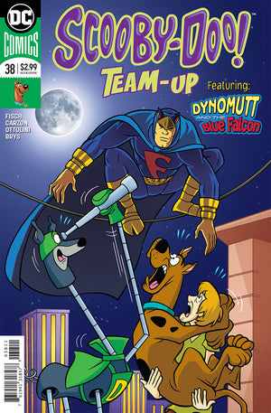 SCOOBY DOO TEAM UP #38