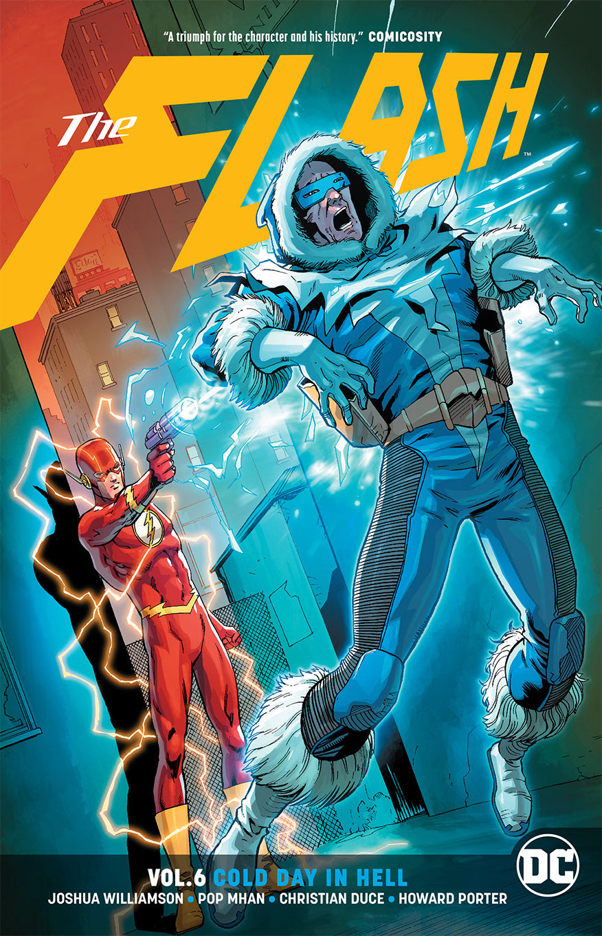 FLASH TP VOL 06 COLD DAY IN HELL REBIRTH | Game Master's Emporium (The New GME)