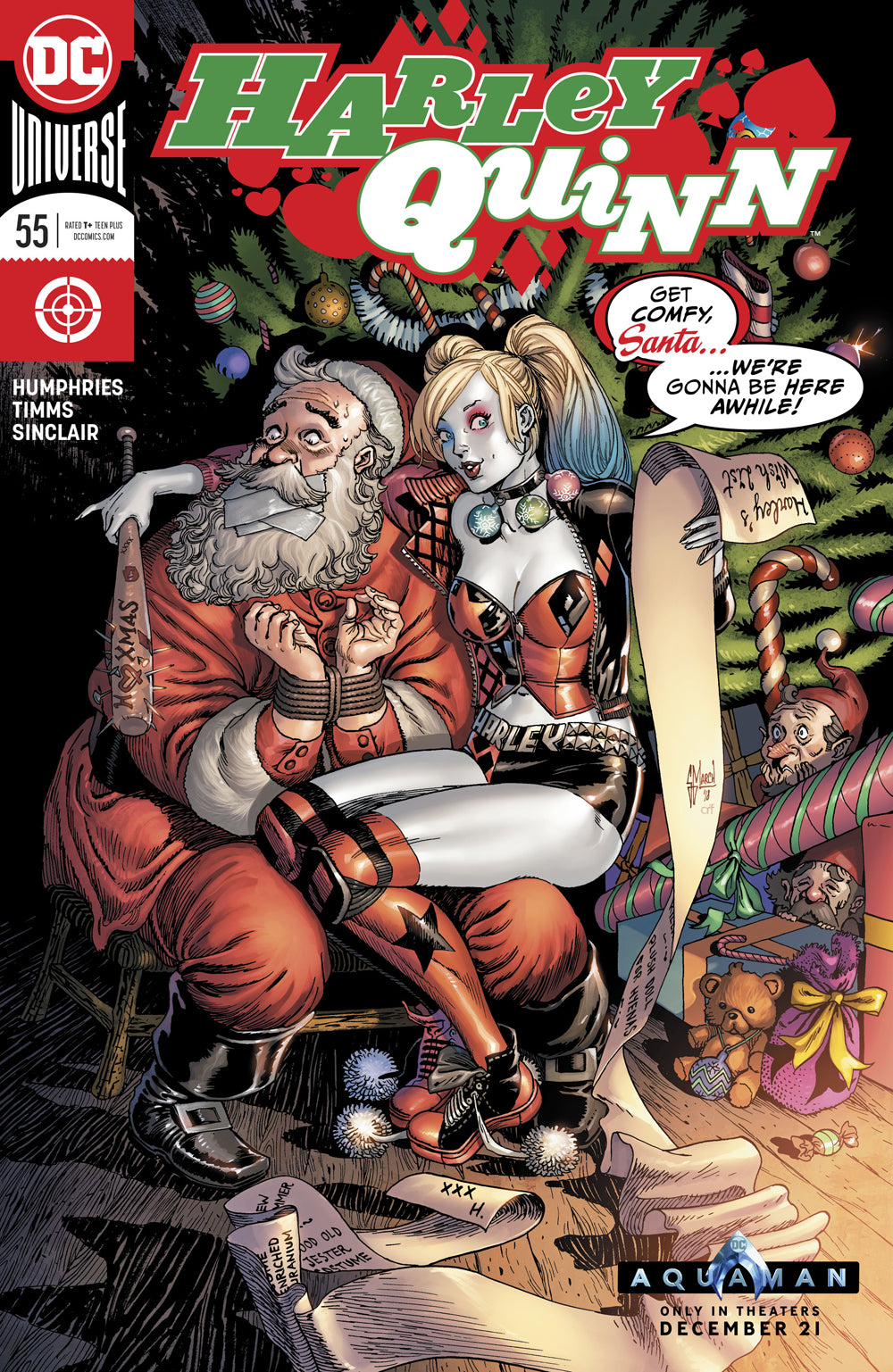 HARLEY QUINN #55 | Game Master's Emporium (The New GME)
