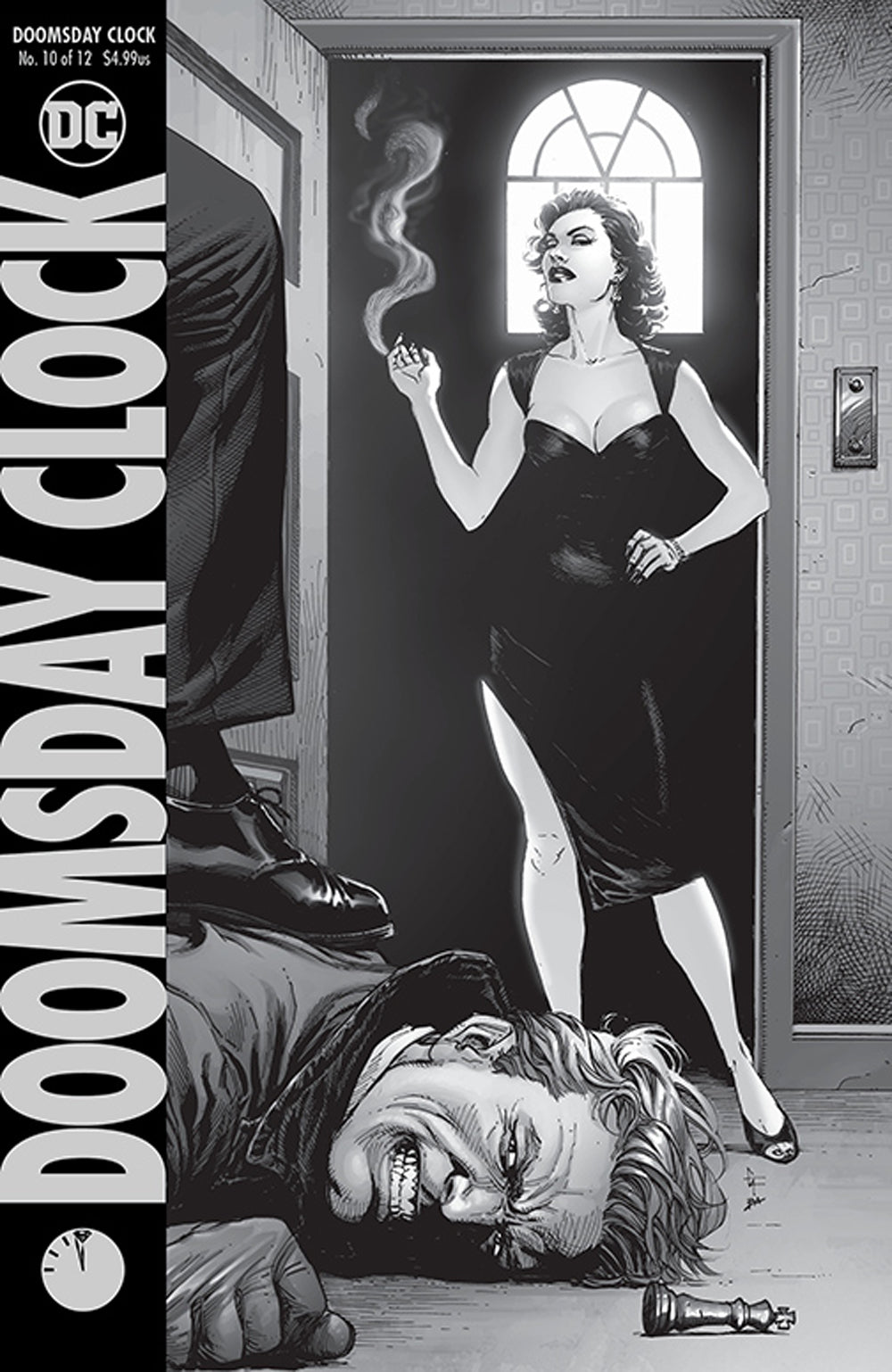 DOOMSDAY CLOCK #10 (OF 12) | Game Master's Emporium (The New GME)