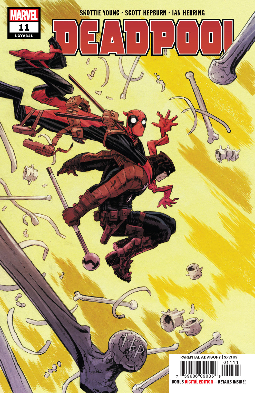 DEADPOOL #11 | Game Master's Emporium (The New GME)