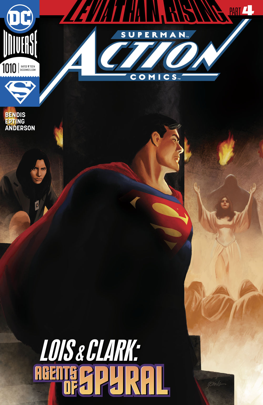 ACTION COMICS #1010 | Game Master's Emporium (The New GME)