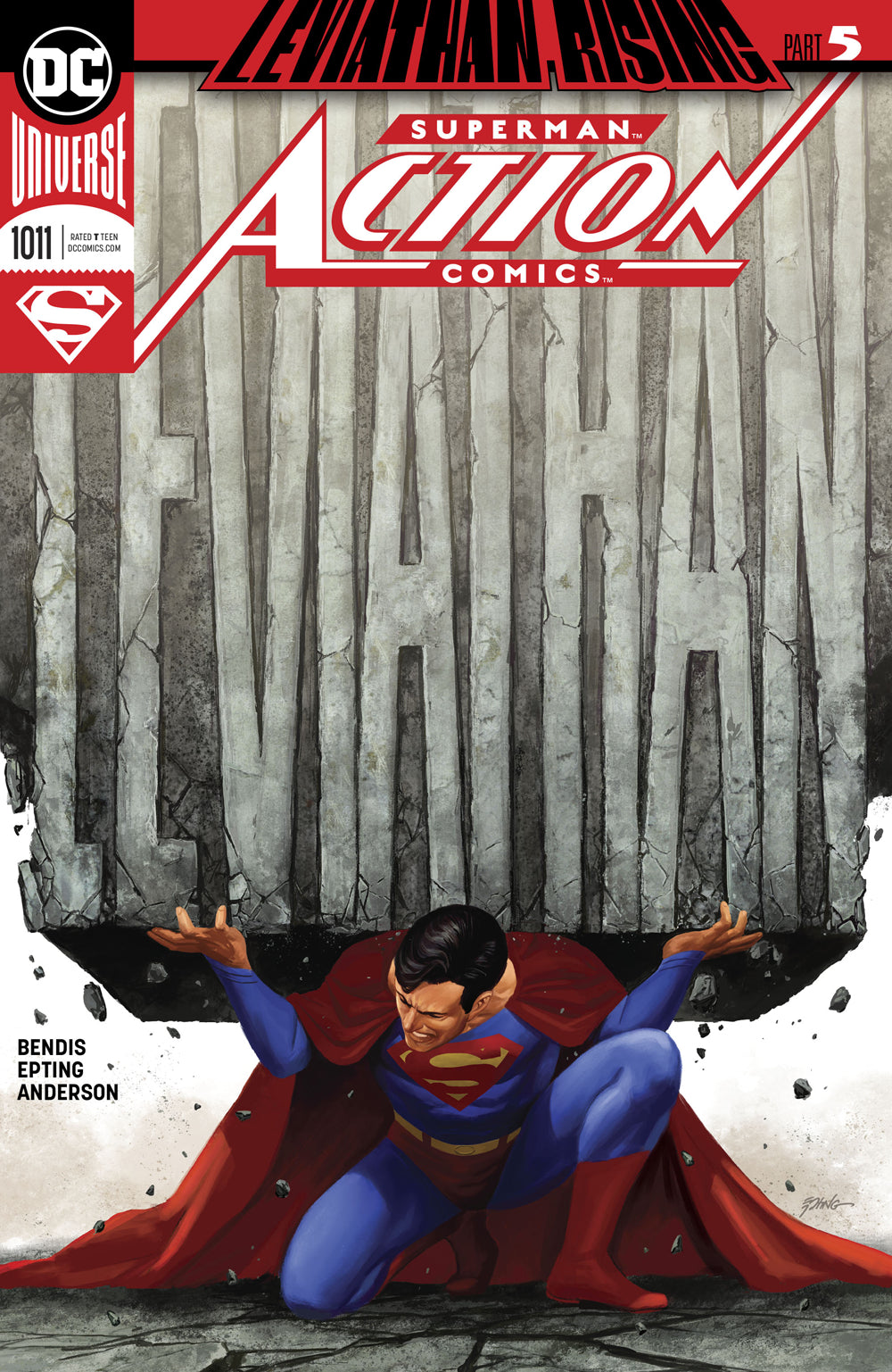 ACTION COMICS #1011 | Game Master's Emporium (The New GME)